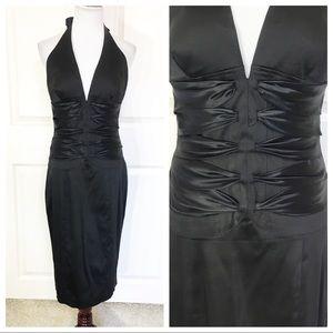 Vintage Cache halter dress